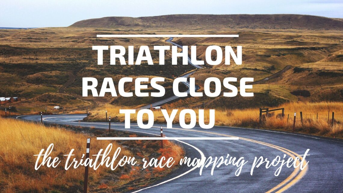 Triathlon Races Close to You